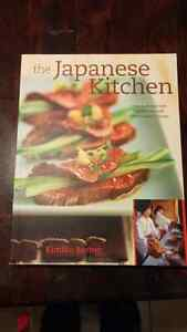 The japanese kitchen cook book