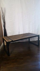 Rustic Industrial Coffee Tables