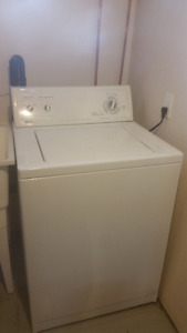 For Sale - Kenmore washer and dryer
