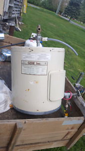 12 gallon electric hot water heater