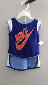 Nike top and skort outfit girls 18 months
