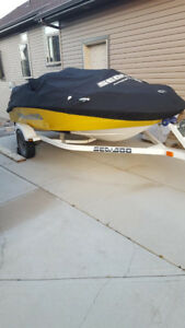 Sea-Doo Sportster Boat FOR SALE