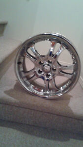 4 mags 16 pouce 5x100 american racing,,300 $,,514 571 6904