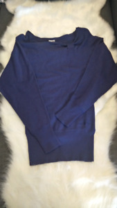 Brand New with Tag! Navy sweater
