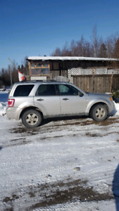 2010 ford escape AWD