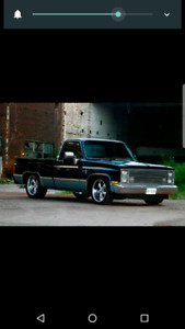 1985 c10 Tennessee truck