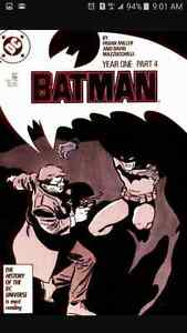 ********** BATMAN # 407 YEAR ONE COMIC BOOK **********