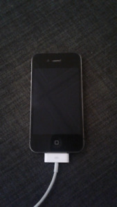 iPhone 4 unlock 16gb noir
