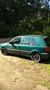 1995 Volkswagen Golf Gl Hatchback