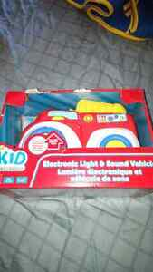 $5. Brand New in Box. Plays music, sounds and has lights Kitchener / Waterloo Kitchener Area image 1