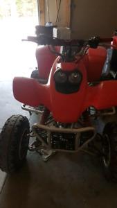 ATV repair help