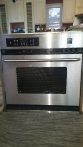 Frigidaire Gallery Professional Series wall oven