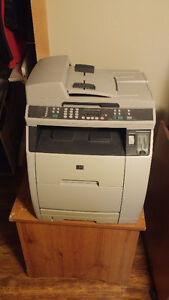 For Sale used HP Color LaserJet 2840 All-in-One Printer