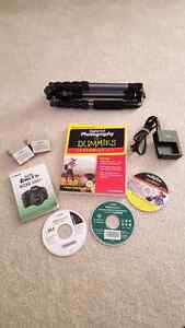 Canon Rebel T3i DSLR with accessories Strathcona County Edmonton Area image 4