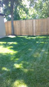 Greenspace 30$ Lawn Cutting And Edging/Yard Maintenance