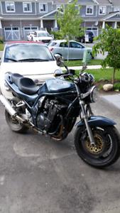 Suzuki Bandit 1200 Trade for Track Bike
