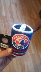 MONTREAL EXPOS CAN KOOZIES