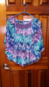 Women's blouses/tops lot of 19