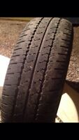 Winter tires 195-65-15