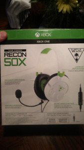 Xbox and/or PS4 headsets