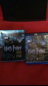 Harry Potter - 8 Movie - Blu-Ray Collection Peterborough Peterborough Area image 1