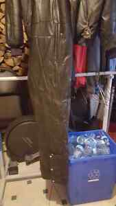 Leather snowmobile   suit ex condition size 46 or large  Gatineau Ottawa / Gatineau Area image 2