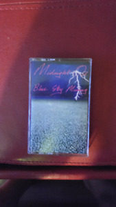 Midnight ( Blue sky mining ) EN CASSETTE AUDIO