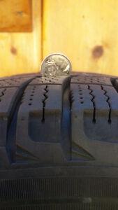 Michelin x-ice xi3 winter tires/Pneus d'hiver