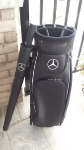 Impeccable Mercedes Benz Golf Bag and Umbrella to Aid Your Game