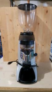 Compak K-6 Platinum Coffee Grinder