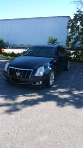 Cadilac cts 2008 fully load 130km