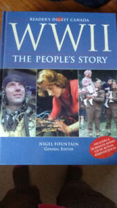 WWII The People's Story, Readers Digest