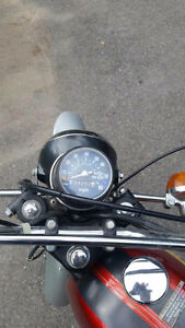 1974 Honda XL 100 in excellent shape (collector's item) Kitchener / Waterloo Kitchener Area image 7