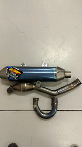 FMF Titanium F4.1 Factory Full Exhaust