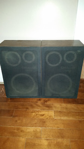 *Carillon C1300 Speakers (Pair)