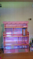 Doll House with complete accessories