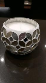 Winter Honeysuckle and Elderflowe candle
