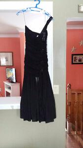 Beautiful Classic Black Dress
