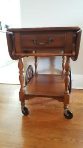 Vintage Tea Cart Knechtel