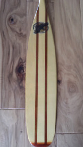 Authentic Redtail paddles