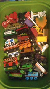 Thomas the Tank Engine train collection