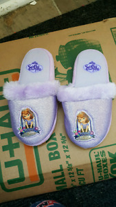 Sophia the first light up slippers