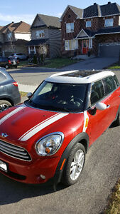 2014 MINI Cooper Countryman Lease Takeover