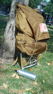 WORLD FAMOUS NUMBER 229 KILIMANJARO BACKPACK (ALMOST MINT)