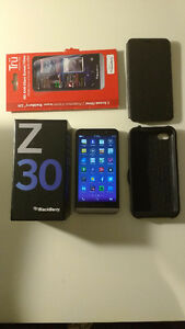 Blackberry Z30 (SIM slot needs repair)