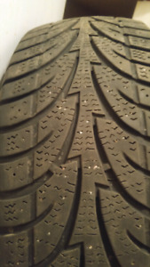 225/70R16 winter tires (2) only