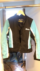Ladies Weise Motorcycle Jacket Size 10