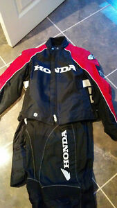 Motorcycle CBR suit