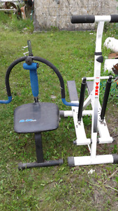 Ab-do and Stepper for Sale