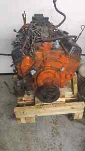 Working SBC chevy 350 motor 3970010 casting